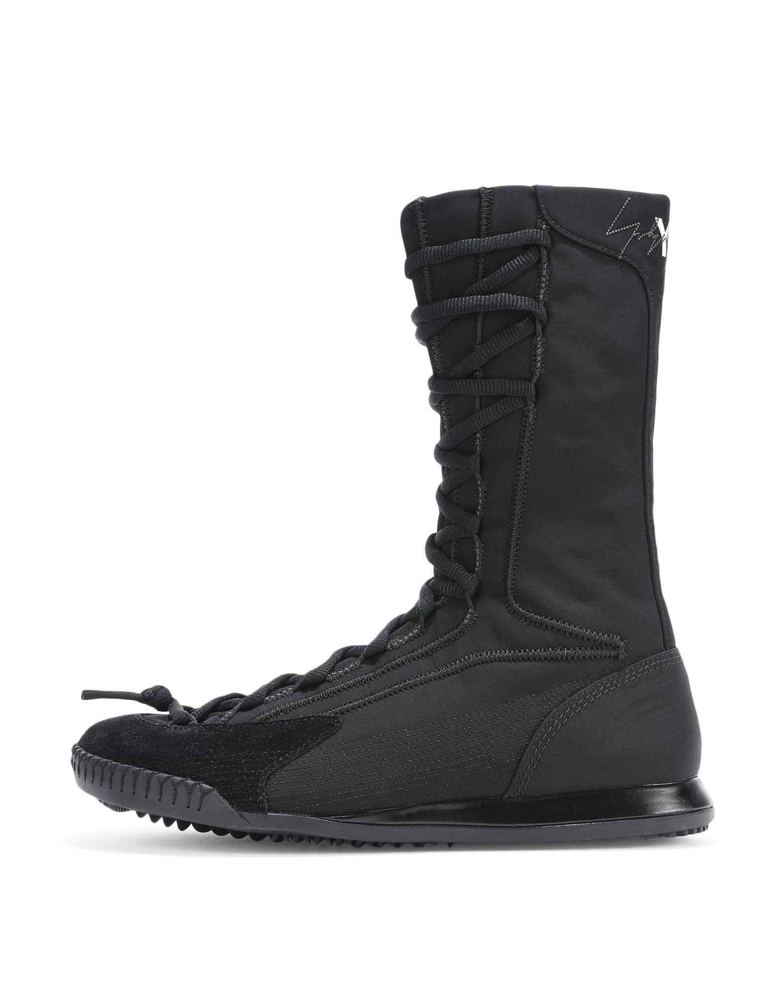 Y-3 Y-3 Yuuki High-top sneakers Woman f