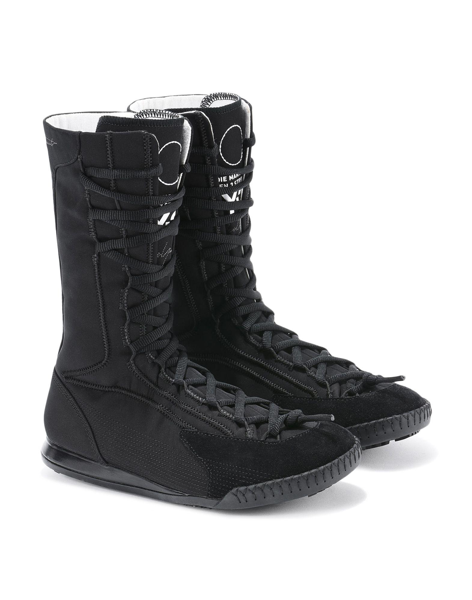 Y-3 Y-3 Yuuki High-top sneakers Woman r
