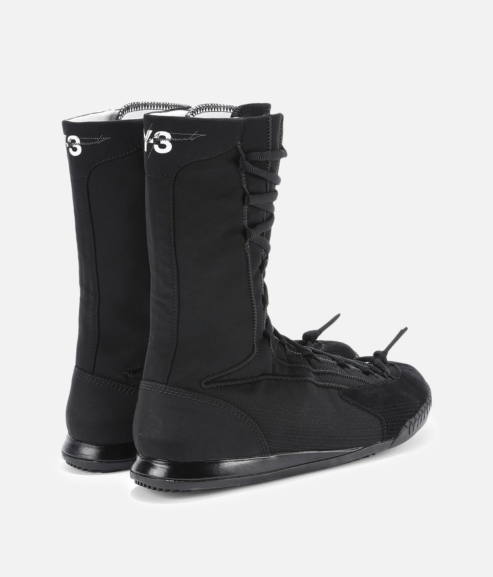 Y-3 Y-3 Yuuki High-top sneakers Woman c