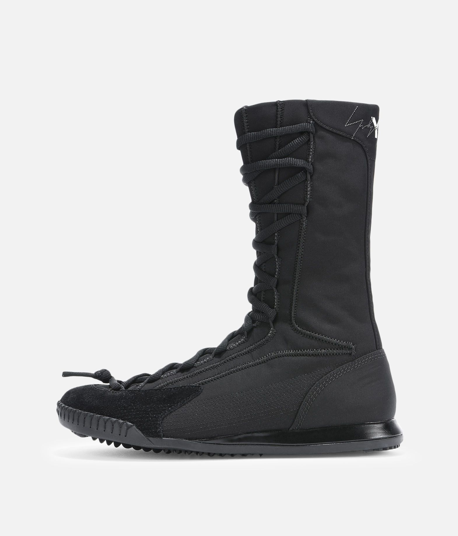 Y-3 Y-3 Yuuki High-top sneakers Woman f