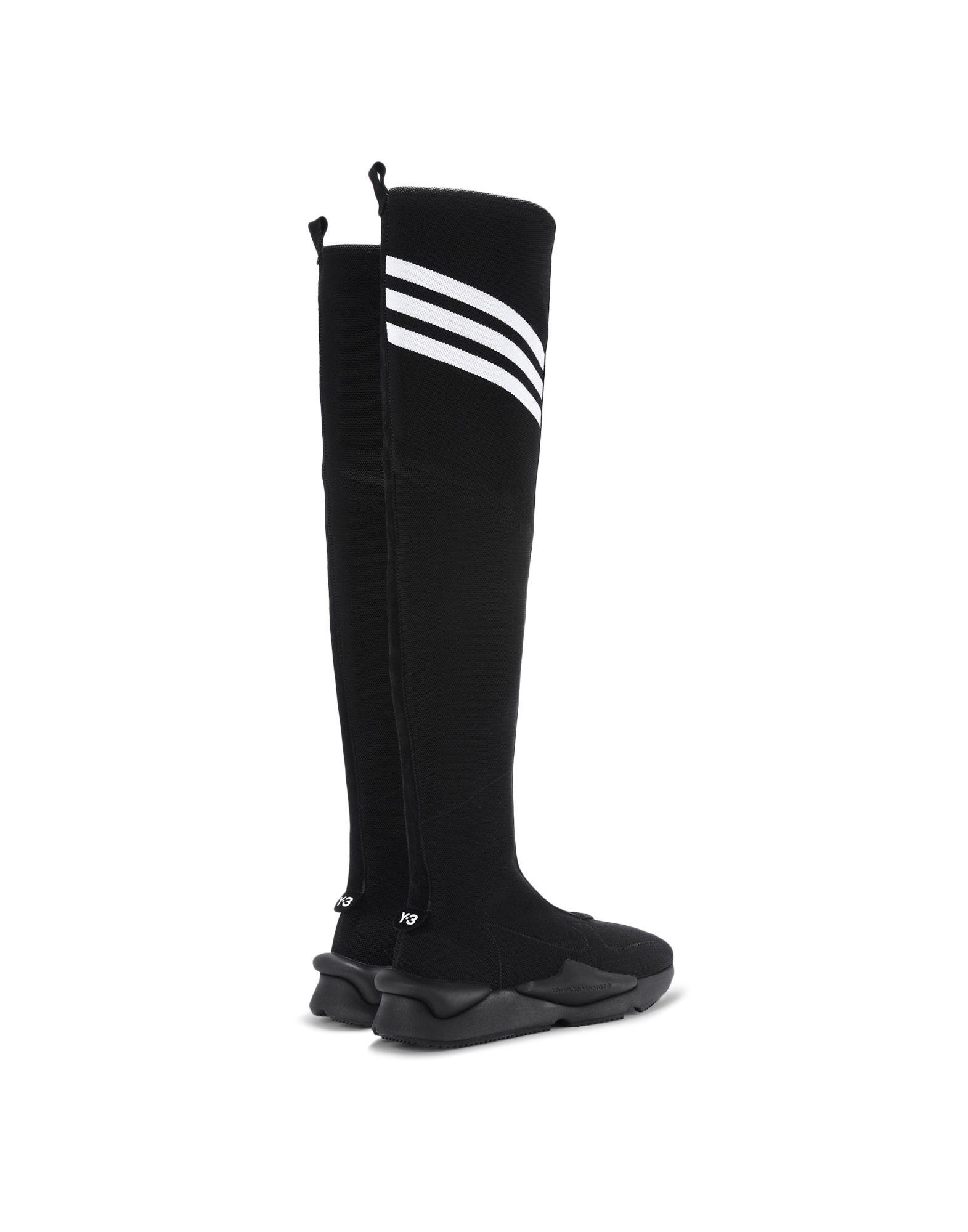 Y-3 Y-3 Kaiwa Boot Stiefel Damen c