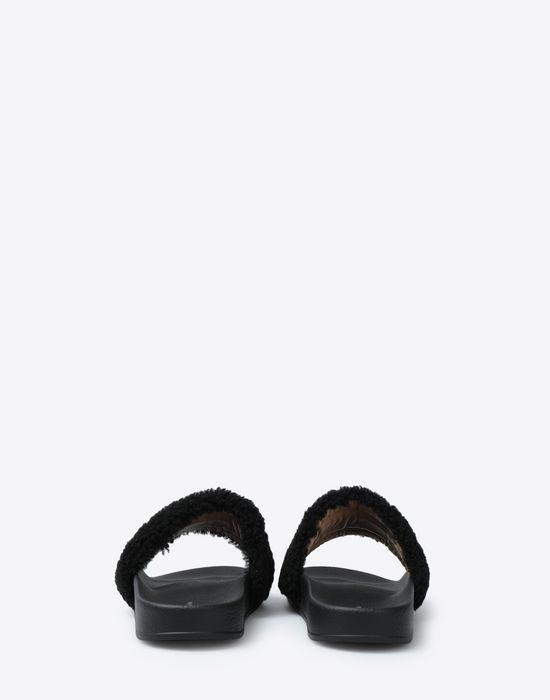 MAISON MARGIELA Future slider leather slip-on Sandals [*** pickupInStoreShippingNotGuaranteed_info ***] d