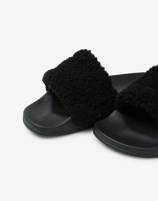 MAISON MARGIELA Future slider leather slip-on Sandals [*** pickupInStoreShippingNotGuaranteed_info ***] e