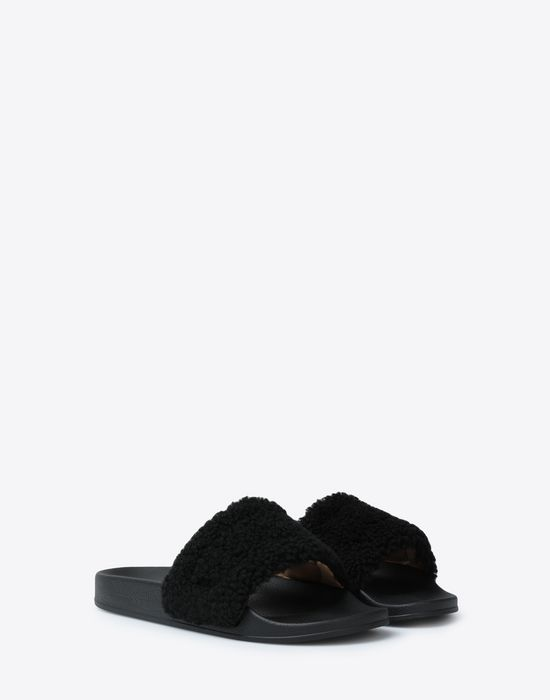 MAISON MARGIELA Future slider leather slip-on Sandals [*** pickupInStoreShippingNotGuaranteed_info ***] r