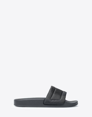 MAISON MARGIELA Sandals [*** pickupInStoreShippingNotGuaranteed_info ***] Future slider nylon slip-on f