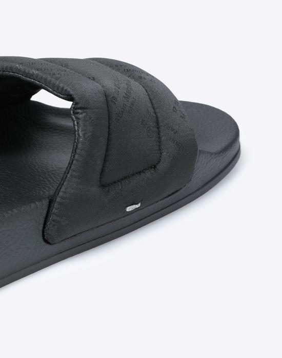 MAISON MARGIELA Future slider nylon slip-on Sandals [*** pickupInStoreShippingNotGuaranteed_info ***] a