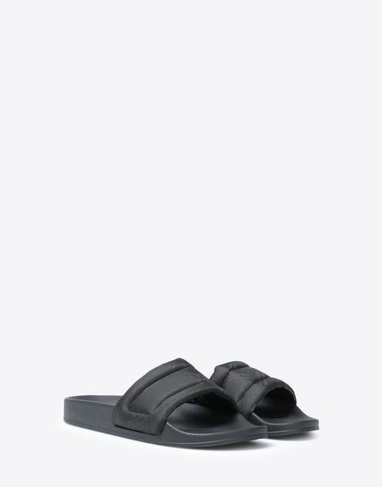MAISON MARGIELA Future slider nylon slip-on Sandals [*** pickupInStoreShippingNotGuaranteed_info ***] r