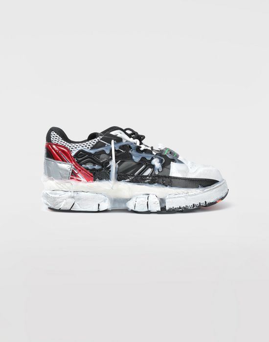 MAISON MARGIELA Low-top fusion sneaker Sneakers [*** pickupInStoreShippingNotGuaranteed_info ***] f