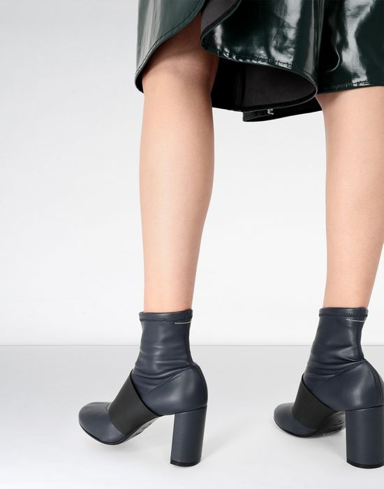 MM6 MAISON MARGIELA Ankle boots with strap Ankle boots [*** pickupInStoreShipping_info ***] b