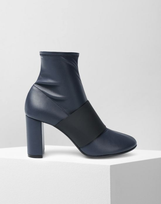 MM6 MAISON MARGIELA Ankle boots with strap Ankle boots [*** pickupInStoreShipping_info ***] f
