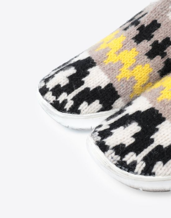 MAISON MARGIELA High-top wool sock sneaker Sneakers [*** pickupInStoreShippingNotGuaranteed_info ***] e