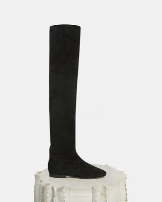 ISABEL MARANT BOOTS Woman RANALD thigh-high boots d