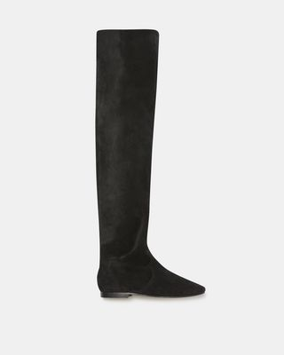 RANALD thigh-high boots