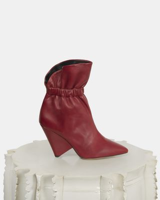 ISABEL MARANT BOOTS Woman LILEAS ankle boots d
