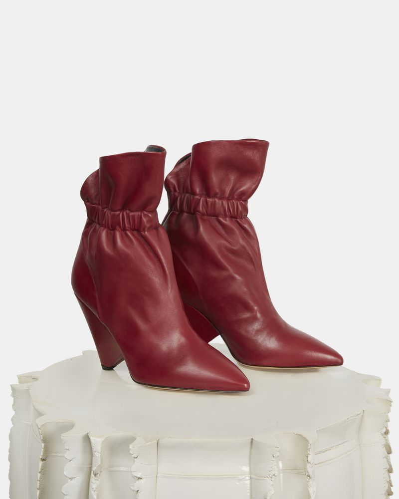 Bottines LILEAS ISABEL MARANT