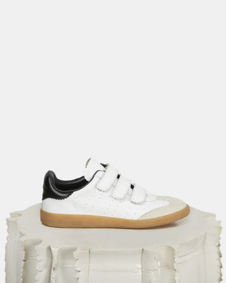 ISABEL MARANT SNEAKERS Woman BETH Velcro® sneakers d