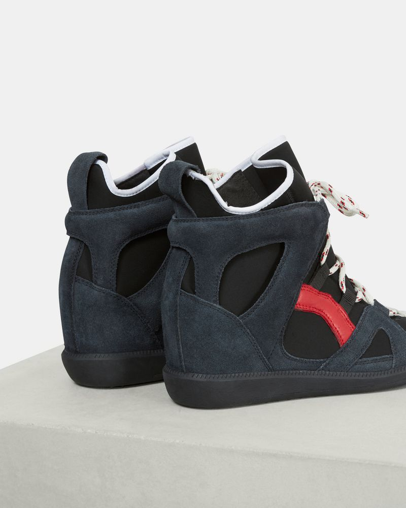 BRAMY wedge sneakers ISABEL MARANT