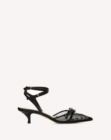 REDValentino QQ2S0B22GWS 0NO Courts and ballet flats Woman a