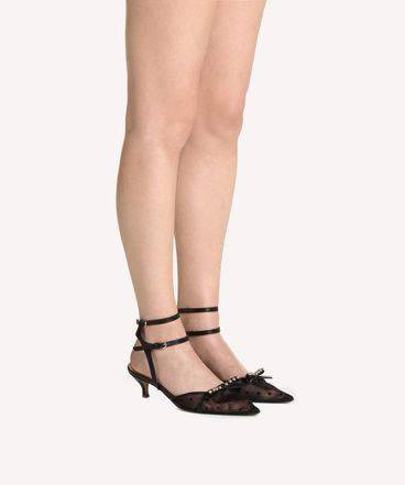 REDValentino QQ2S0B22GWS 0NO Courts and ballet flats Woman b