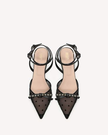 REDValentino QQ2S0B22GWS 0NO Courts and ballet flats Woman d