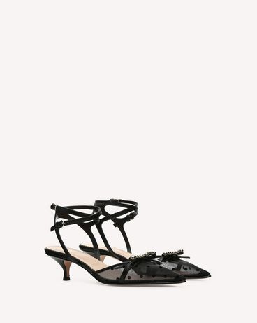 REDValentino QQ2S0B22GWS 0NO Courts and ballet flats Woman f