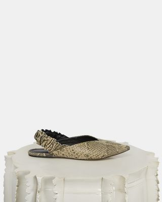 ISABEL MARANT CHAUSSURES PLATES Femme Slingback LINTA d