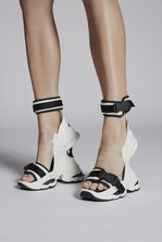 DSQUARED2 The Giant Sandals High-heeled sandals Woman