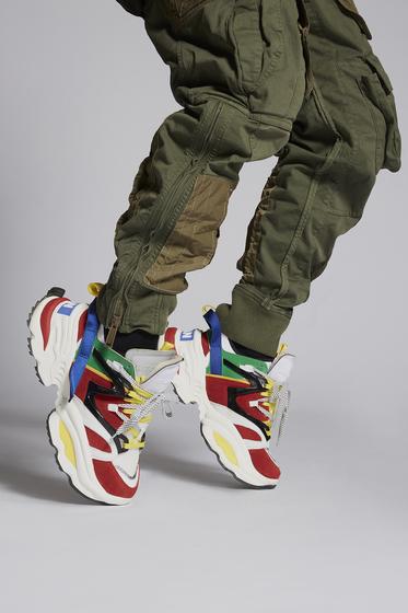 DSQUARED2 Sneaker Man SNM006035501680M1611 b