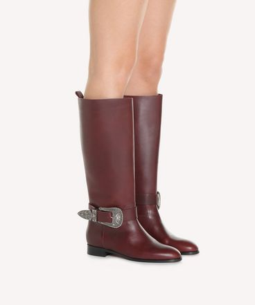 REDValentino QQ2S0B18MZB W53 Boots and ankle boots Woman b