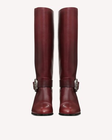 REDValentino QQ2S0B18MZB W53 Boots and ankle boots Woman d