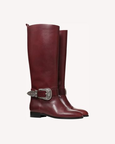 REDValentino QQ2S0B18MZB W53 Boots and ankle boots Woman f