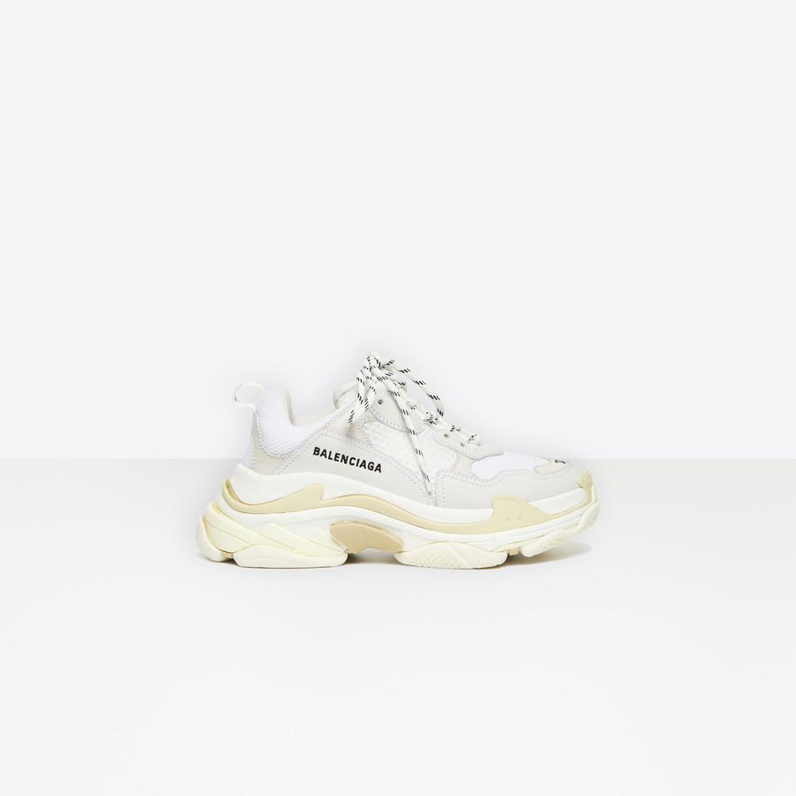 Triple S Sneaker White for Women