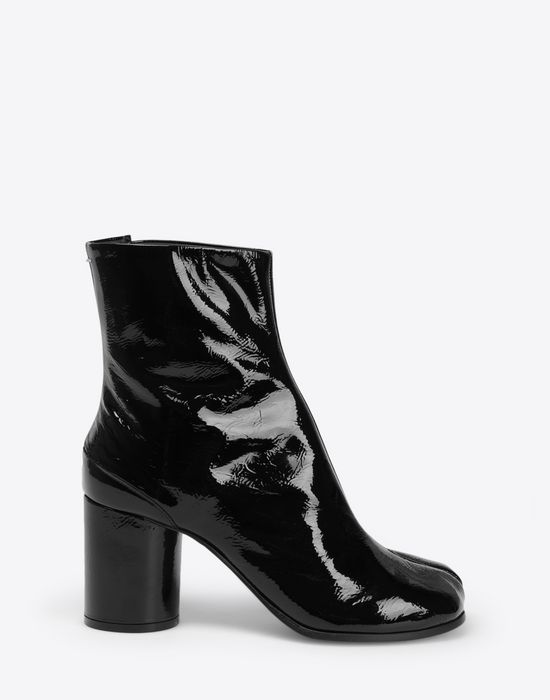 MAISON MARGIELA Patent Tabi boots Ankle boots [*** pickupInStoreShipping_info ***] f