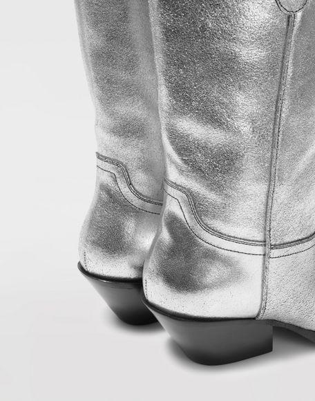 MAISON MARGIELA High silver cowboy boots Boots Woman b