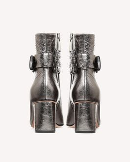 REDValentino ANKLE BOOTS FLOWER PUZZLE