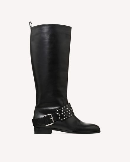 REDValentino Boot Woman QQ2S0B00VTB 0NO a