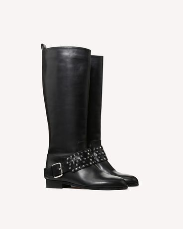 REDValentino QQ2S0B00VTB 0NO Boot Woman f
