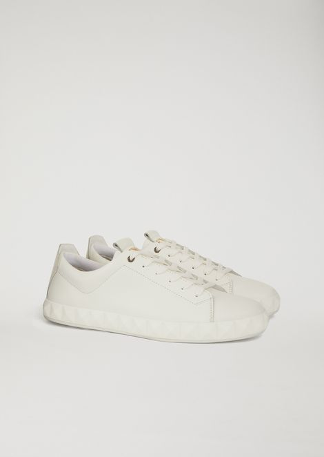 Sneakers con suela tridimensional