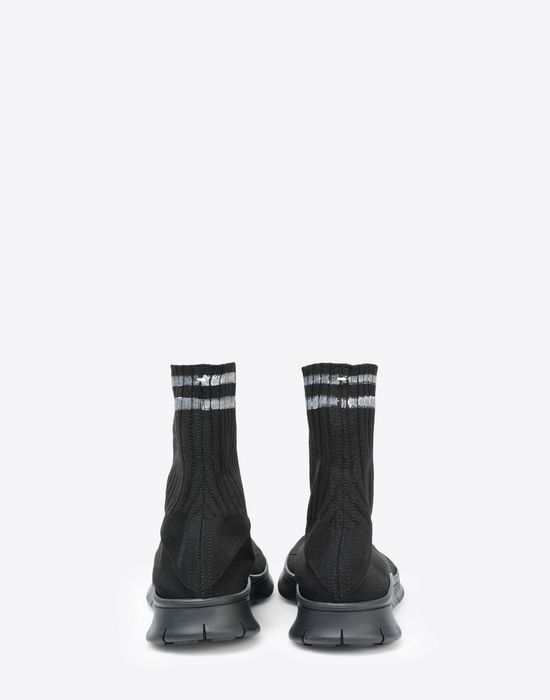 MAISON MARGIELA High-top knit sock sneaker Sneakers [*** pickupInStoreShippingNotGuaranteed_info ***] d