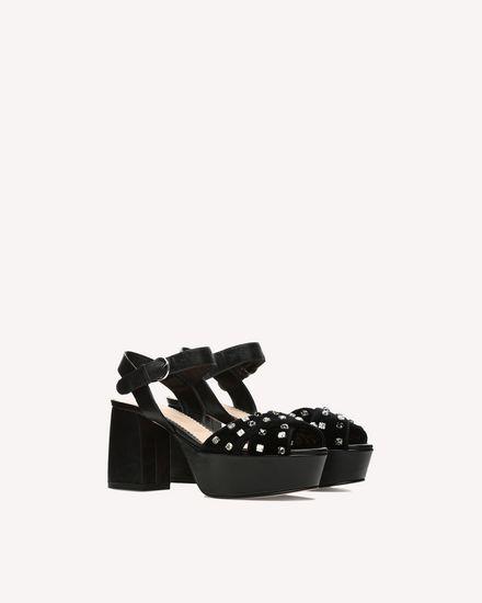 REDValentino High-heeled sandal Woman QQ2S0B34WWX 0NO f