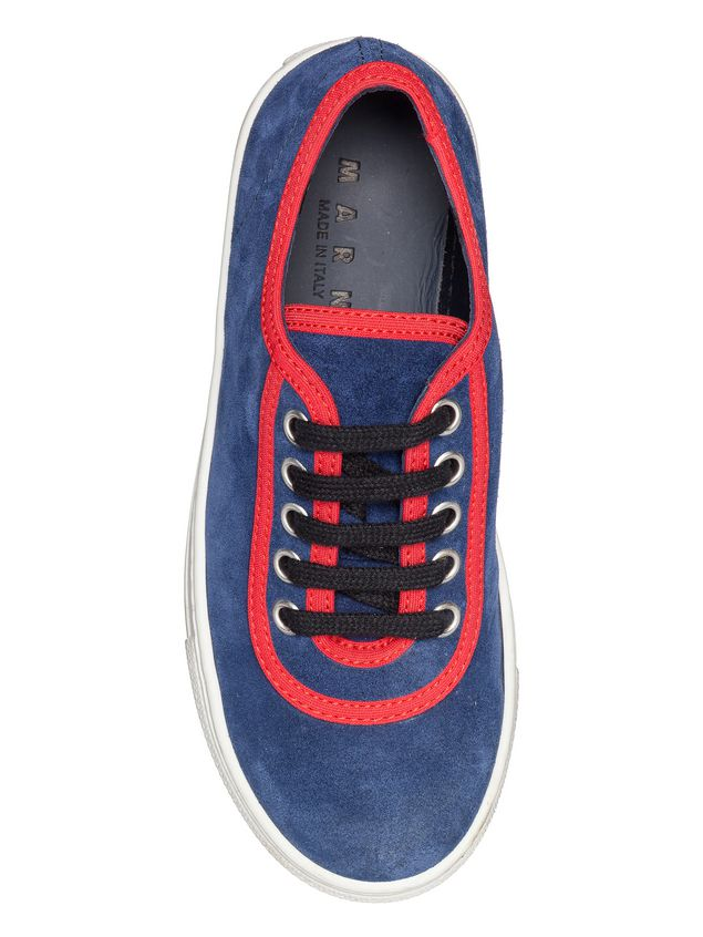 Marni lace-up sneaker Man - 4