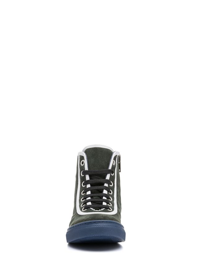Marni lace-up high-top sneaker Man - 4