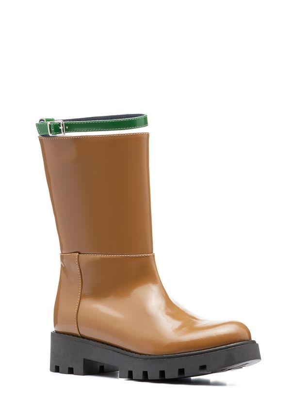 Marni brushed calfskin boot Woman - 2