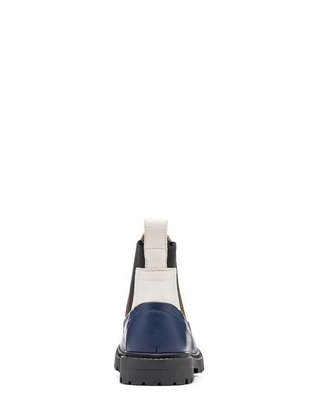 Marni ankle boot with elasticized leg straps Man - 3
