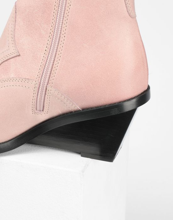 MM6 MAISON MARGIELA Wedge Santiag boots Ankle boots [*** pickupInStoreShipping_info ***] a