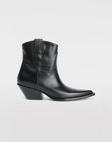 MAISON MARGIELA Ankle boots [*** pickupInStoreShipping_info ***] Santiago boots f