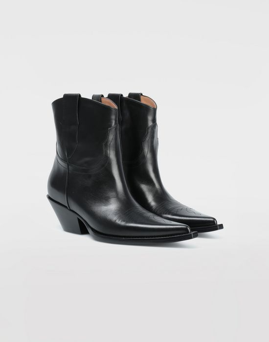 MAISON MARGIELA Santiago boots Ankle boots [*** pickupInStoreShipping_info ***] d