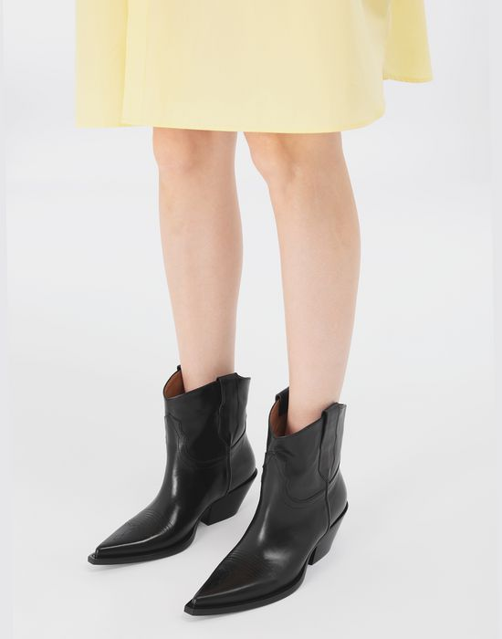 MAISON MARGIELA Santiago boots Ankle boots [*** pickupInStoreShipping_info ***] r