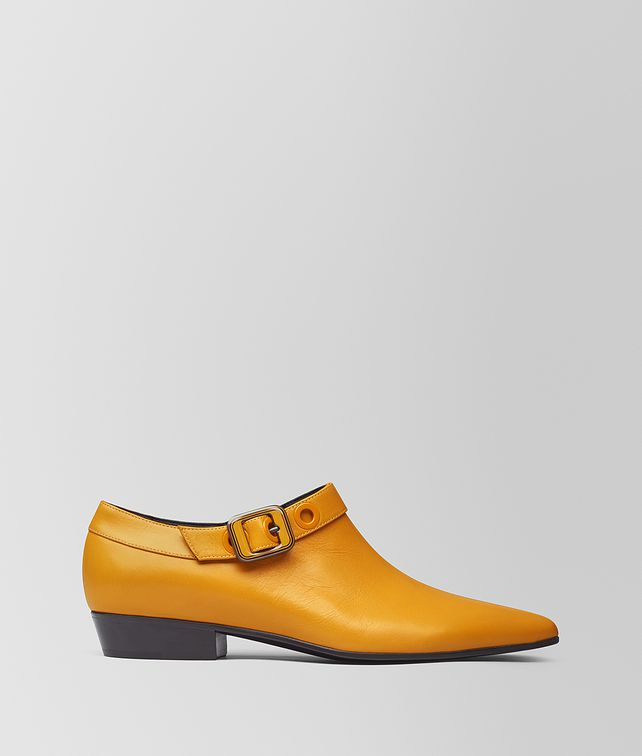 BOTTEGA VENETA MARIGOLD KID MOODEC ANKLE BOOT Boots and ankle boots [*** pickupInStoreShipping_info ***] fp