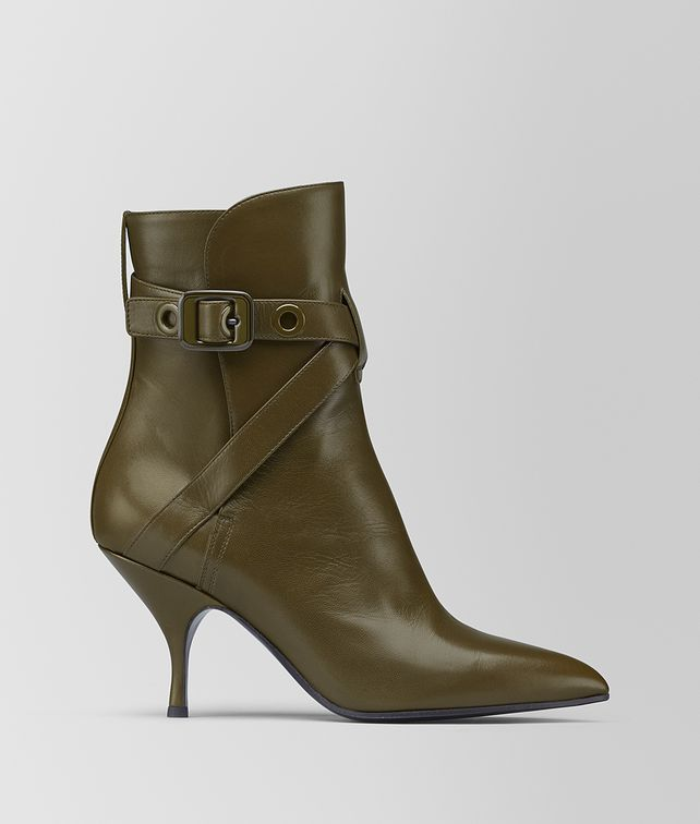 BOTTEGA VENETA MUSTARD KID MOODEC BOOT Boots and ankle boots [*** pickupInStoreShipping_info ***] fp